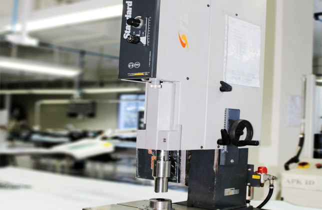 Ultrasonic Welding for RFID Products Manufacturing